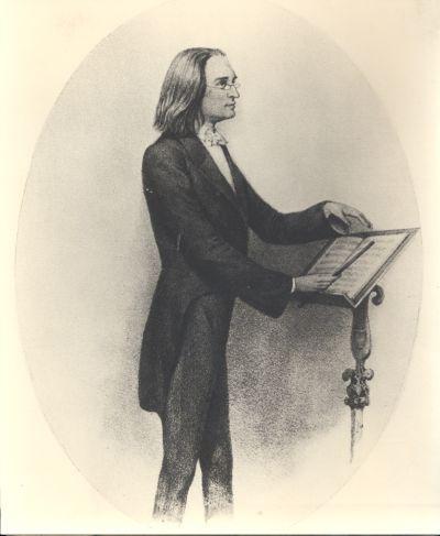 A karmester Liszt