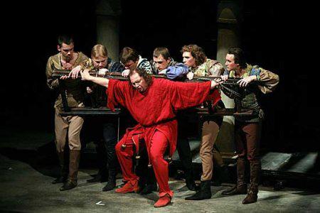 Jurij Baranov - Rigoletto - Galina Visnyevszkaja Operaközpont, Moszkva