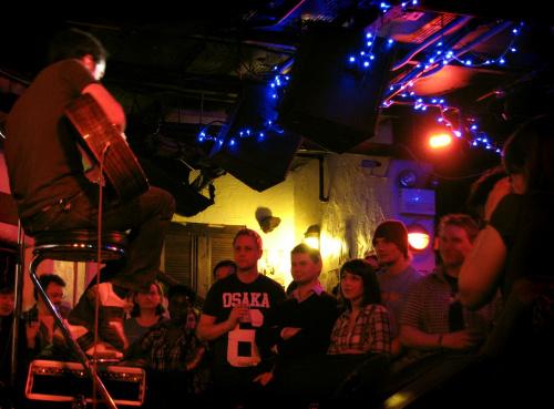 Trace Bundy és közönsége Londonban 2009-ben.jpg