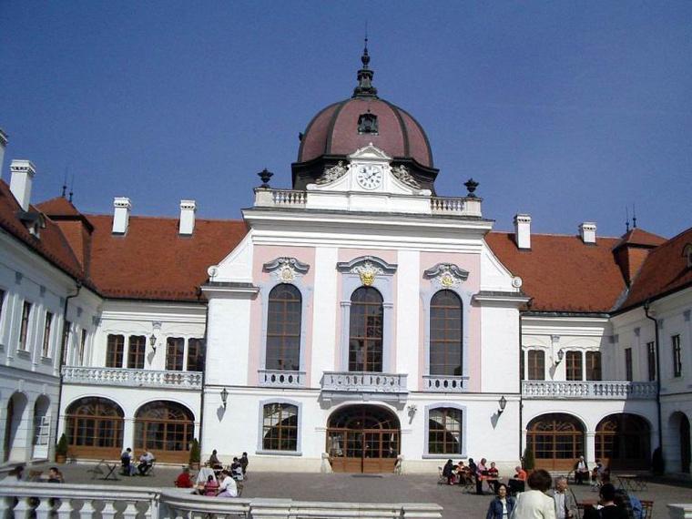 Királyi Kastély, Gödöllő