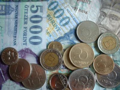 forint, pénz, money