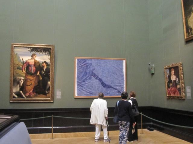 Jan Fabre-kiállítás, Bécs