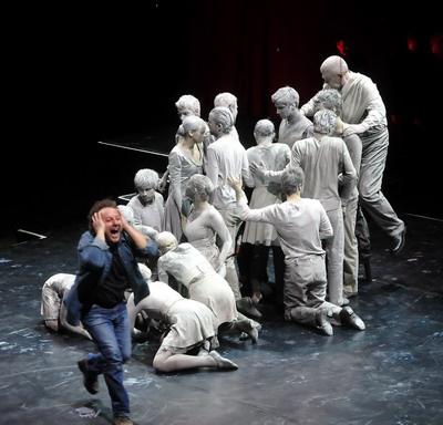 Jelenet az előadásból - Don Giovanni - Művészetek Palotája
