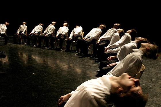 Minus One - Les Grands Ballets Canadiens