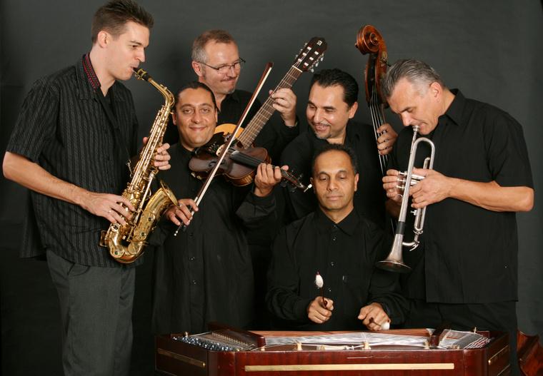 Balogh Kálmán Gypsy Cimbalom Band
