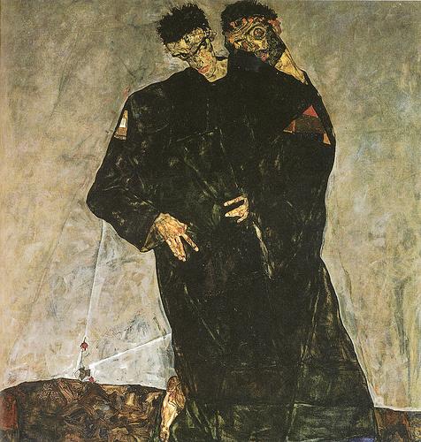 Egon Schiele: Eremiták