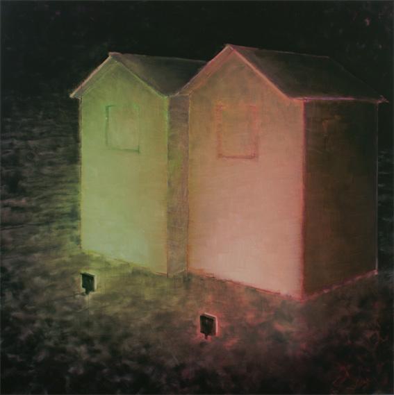 Szűcs Attila: Illuminated houses