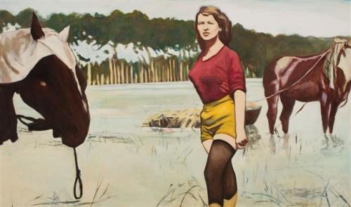 Agnes von Uray: Heroine