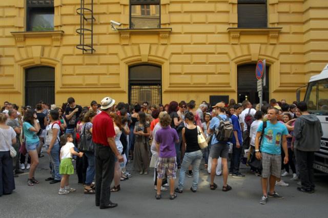 Szereplőválogatás - Valahol Európában