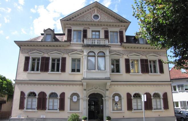 Elisabeth Schwartzkopf Múzeum, Hohenems