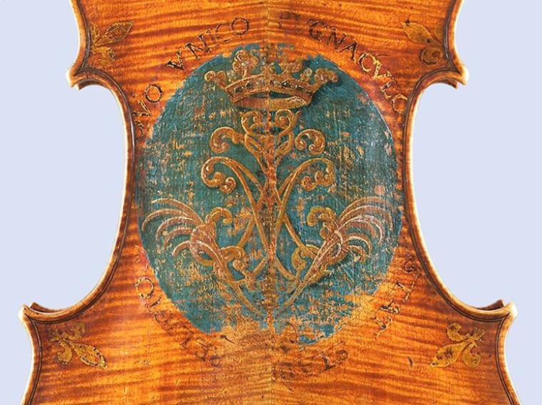 Viola by Andrea Amati, Cremona, ca. 1560