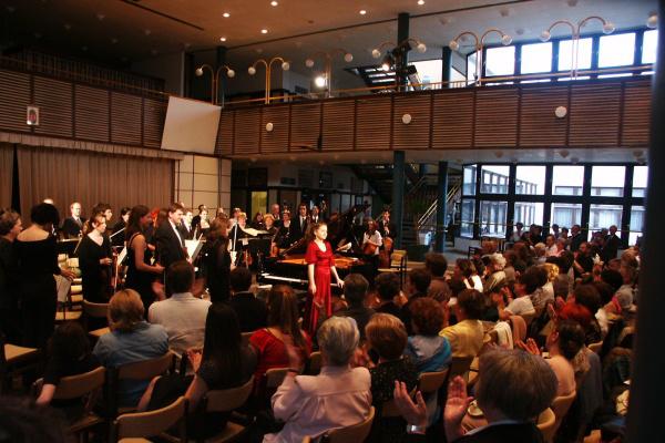 Konyicska Renáta a 2008-as Liszt Héten