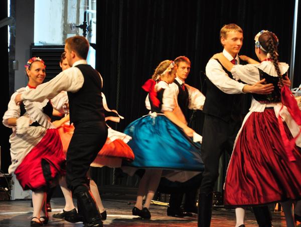 Csillagszemű táncegyüttes - Liszt-maraton
