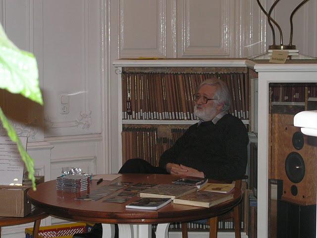 Simon Géza Gábor a FSZEK Zenei Gyűjteményében