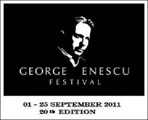 George Enescu Fesztivál logó