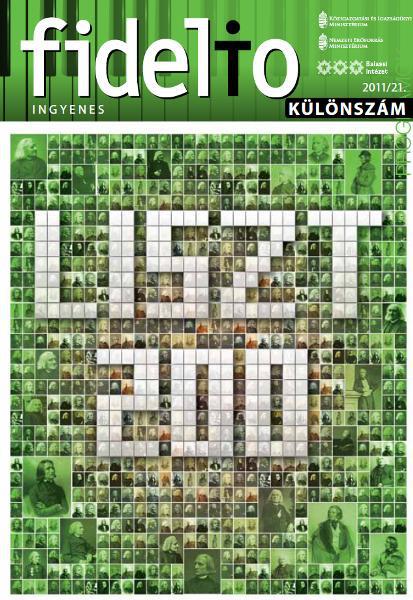 Liszt200 különszám