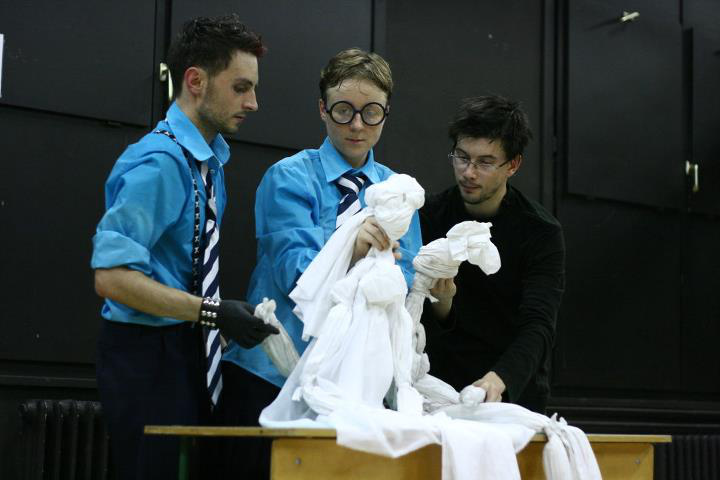 Olympos High School - Ivanics Tamás, Spiegl Anna, Szolár Tibor