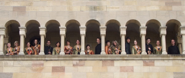 Európai Unió Barokk Zenekara