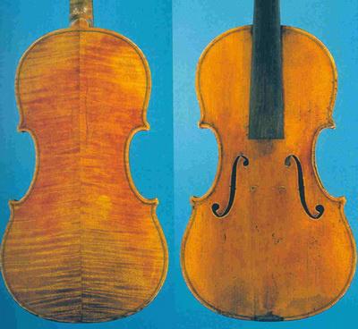 Nemessányi hegedűk