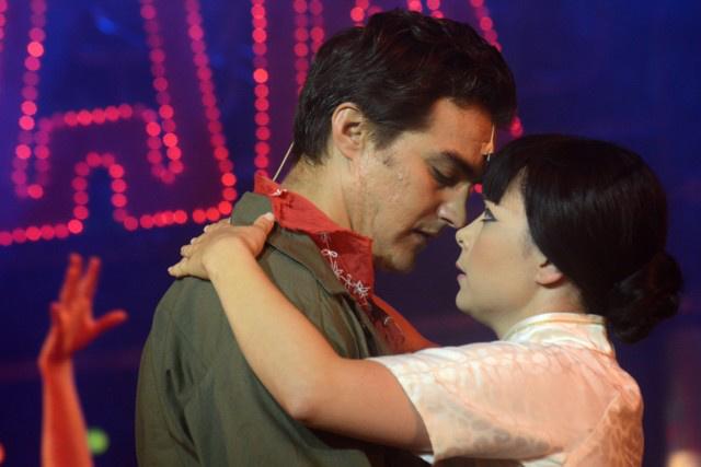 Dolhai Attila, Vágó Zsuzsi - Miss Saigon