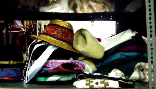 Hagyományok Háza - Jelmeztári séta
