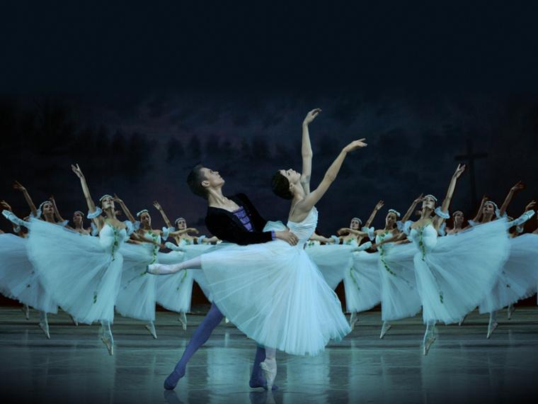 Giselle - Uránia Nemzeti Filmszínház, Mariinszkij Balett