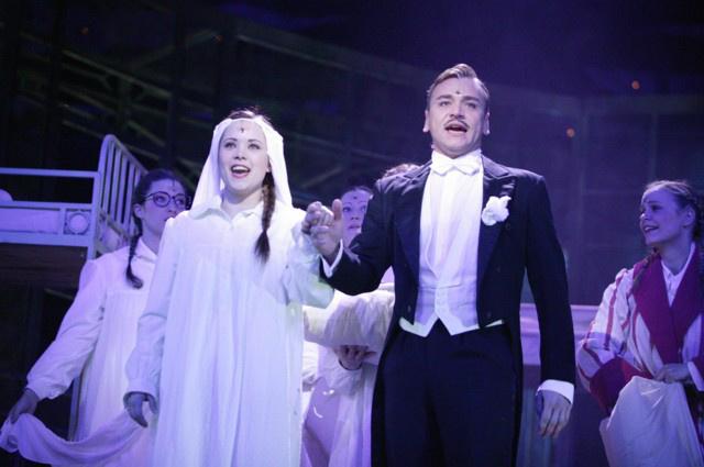 Abigél - A Budapesti Operettszínház 2011/2012-es bérlete