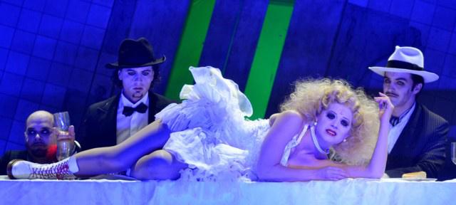 Koldusopera - A Budapesti Operettszínház 2011/2012-es bérlete