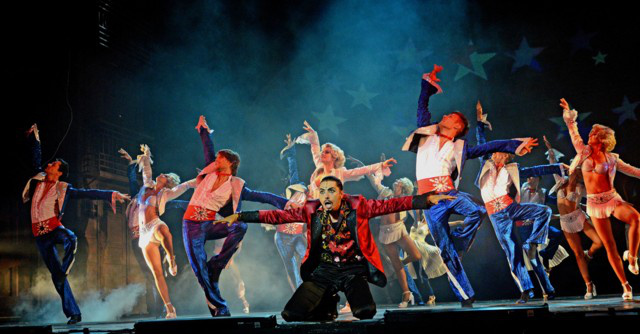 Miss Saigon - A Budapesti Operettszínház 2011/2012-es bérlete