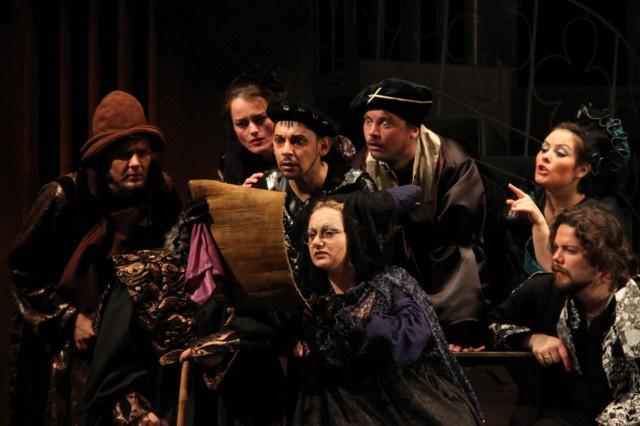 Gianni Schicchi - Kolozsvári Magyar Opera