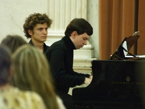 Fejérvári Zoltán és Lajkó István
