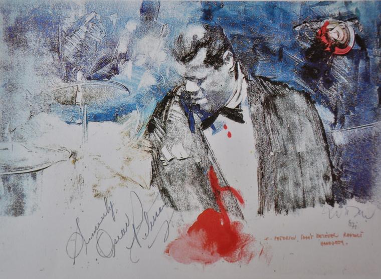 Ruttka Ferenc: Oscar Peterson (1971)