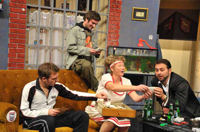 Safe House - Pálfi Ervin, Ralbovszki Csaba, Mezei Zoltán, Vicei Natália
