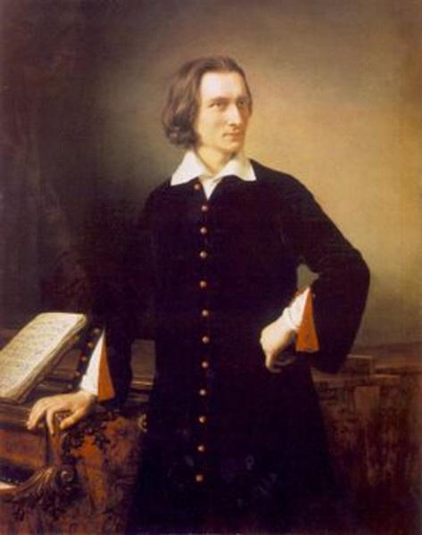 Barabás Miklós: Liszt