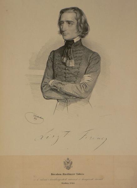 Liszt Ferenc 1939-ben