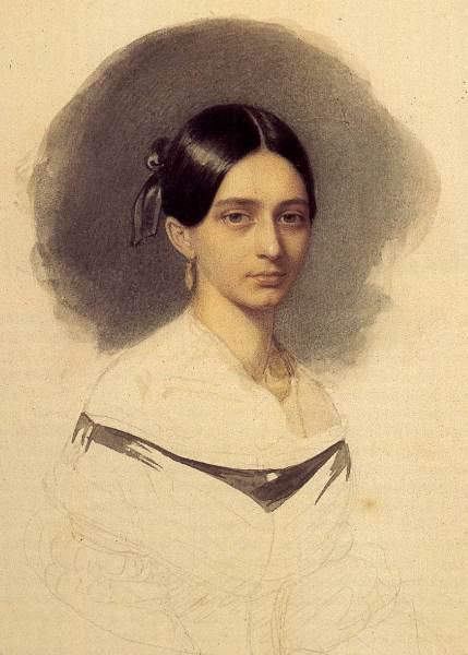 Clara Wieck (Schumann) 1940-ben