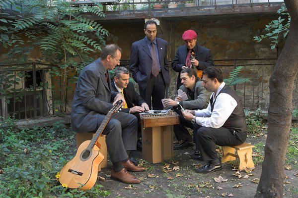Balogh Kálmán és a Gipsy Cimbalom Band
