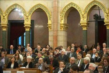 Kulturális és sajtóbizottság nyílt nap a Parlamentben