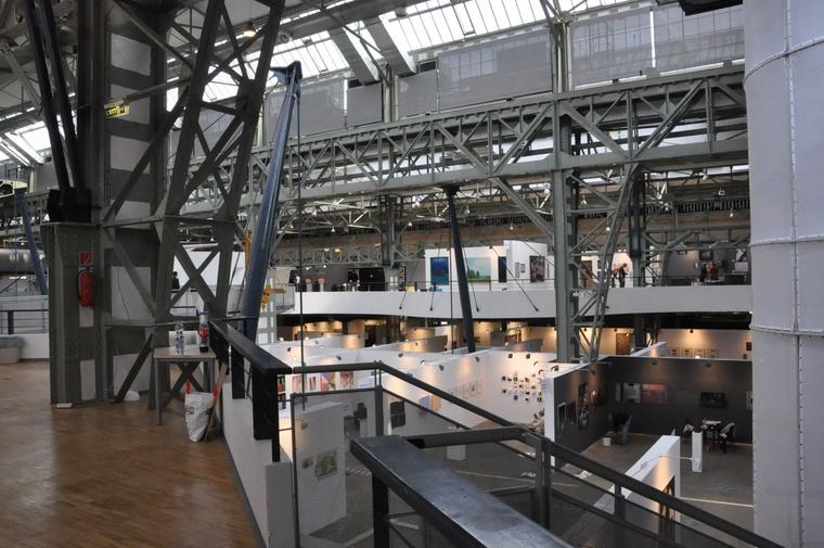 Art Market Budapest 2011 - Bejárás a megnyitó előtt