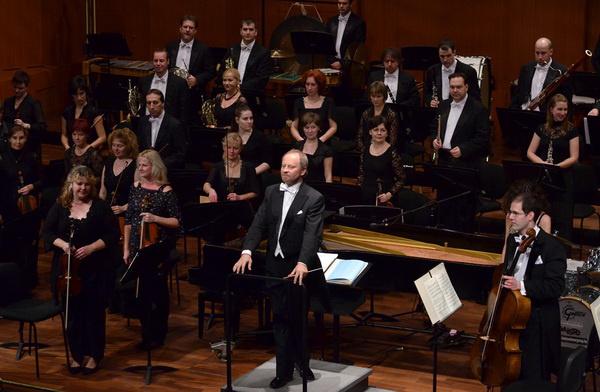 Kovács László és a Miskolci Szimfonikus Zenekar