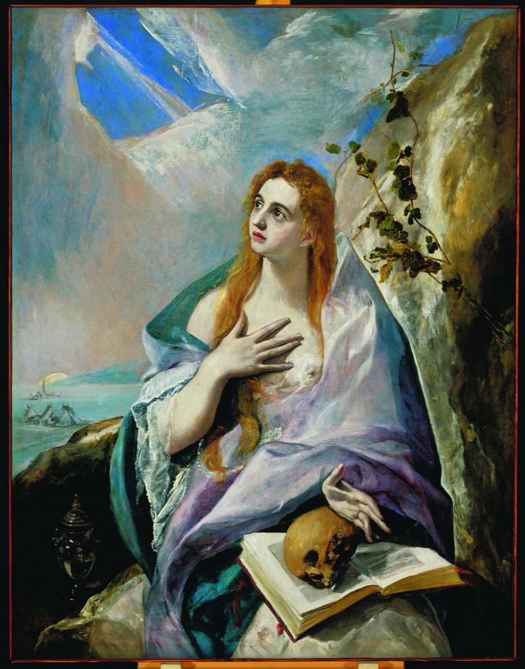 El Greco_Mária Magdolna