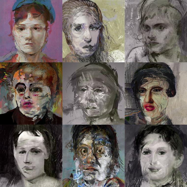 Ázbej Kristóf: Tízezer arc