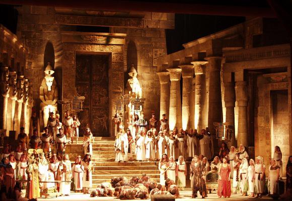 Verdi: Aida - Magyar Állami Operaház
