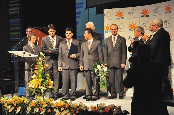 In Medias Brass - Junior Prima Díj 2011 Magyar Zeneművészet díjátadó
