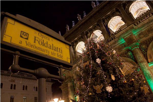 Advent és adománygyűtjés az Operával - fotó: Csillag Pál
