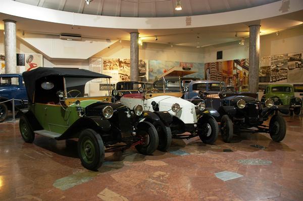 A magyar Unitas-Tátra (Magyar Műszaki és Közlekedési Múzeum)