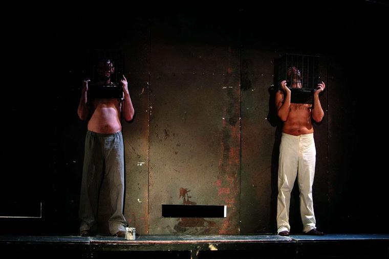 A dervis és a halál -  Vendégjáték az Új Színházban