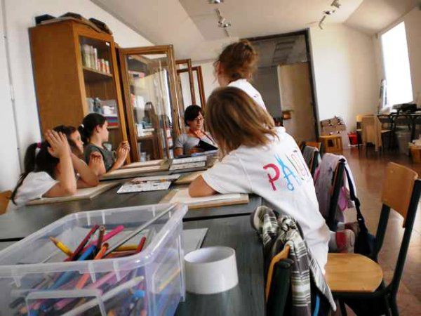 Magyar Nemzeti Galéria - nyári tábor 2011