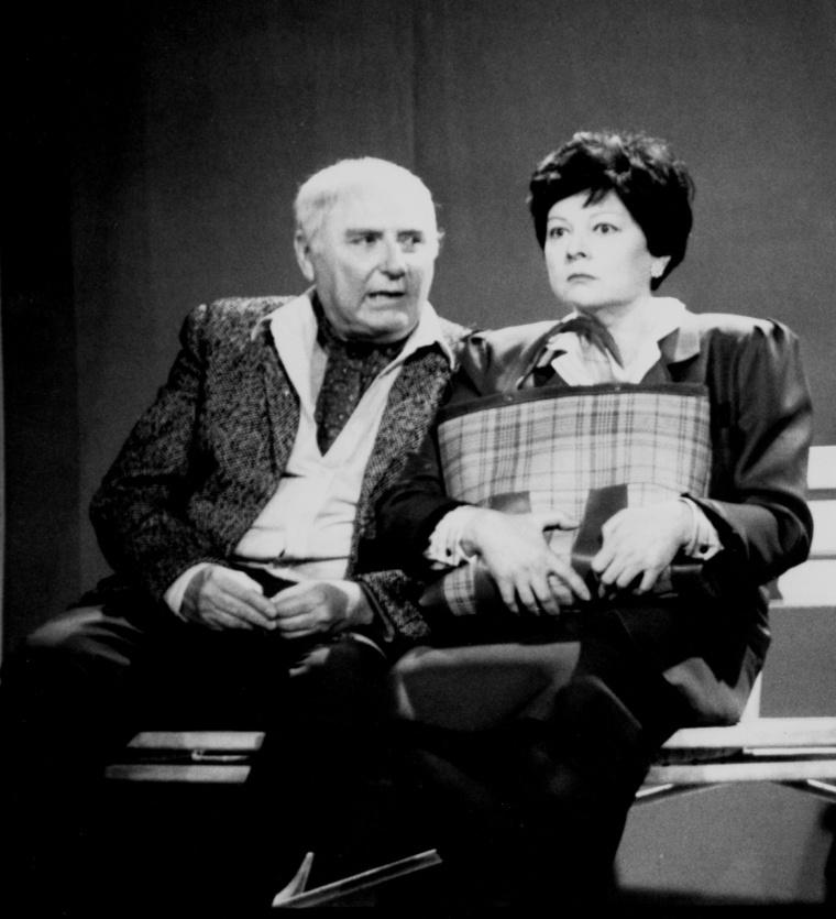 Sallós Gábor - Hárman a padon (1994) - Várhegyi Mártával
