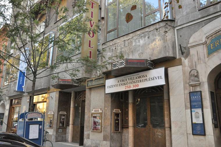 Budapesti Kamaraszínház, Tivoli